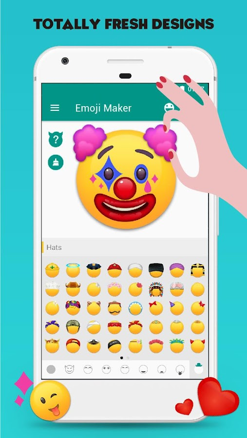Emoji Maker: Personal Emotions 2.3.5 APK Download - Android ...