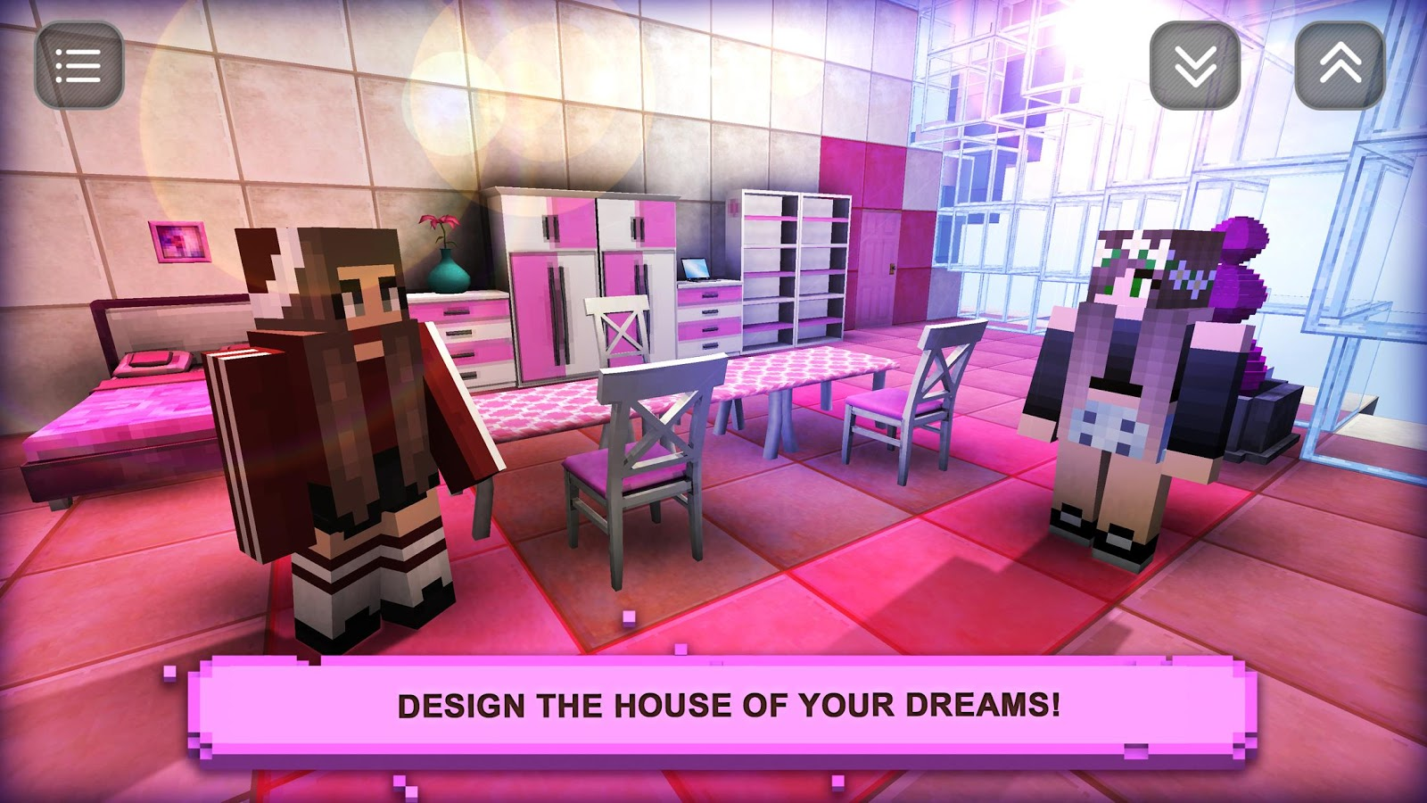 Design a house game for adults