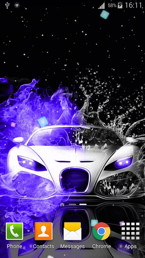 دانلود Neon Cars Live Wallpaper Hd 2 8 Apk برنامه های شخصی سازی