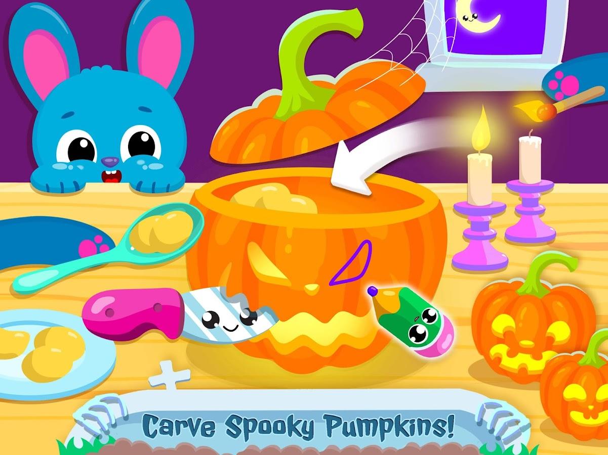 Cute & Tiny Halloween Fun Spooky DIY For Kids 1 0 17 APK