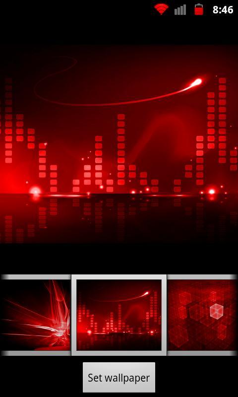 ... Theme Chooser Wallpapers 1.1 screenshot 3