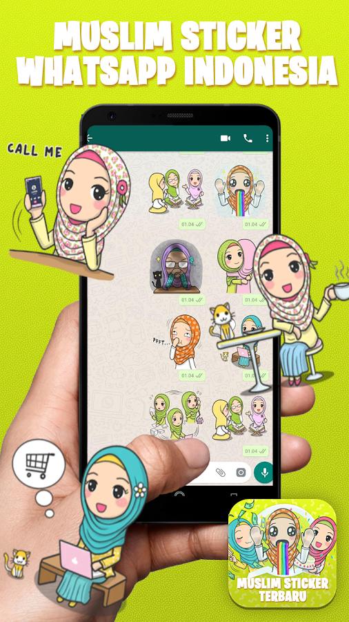 Muslimah Lucu Sticker Wastickerapps For Whatsapp 1 0 Apk