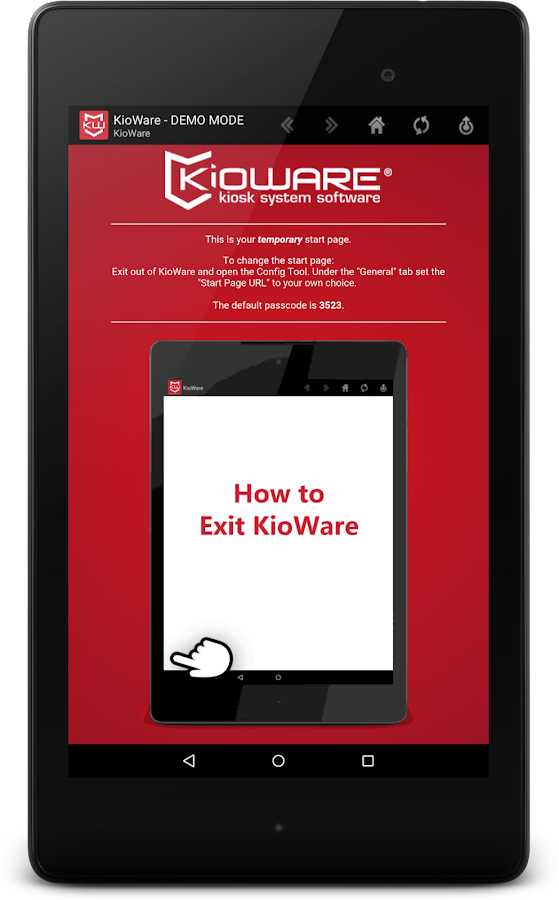 kioware for android kiosk app 313 apk download android