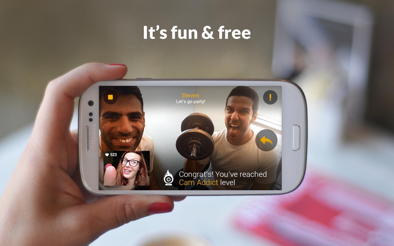 Video roulette app