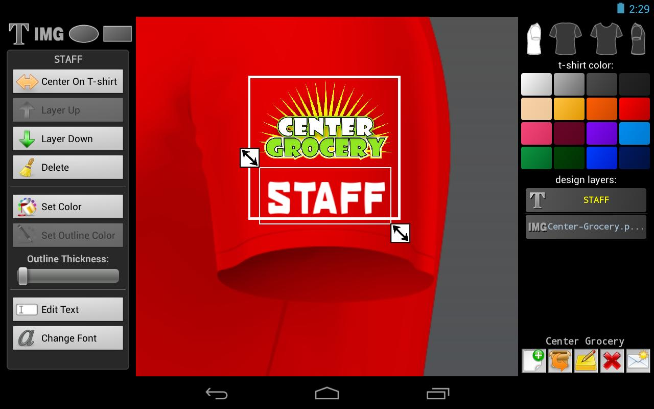T shirt designer 1 2 2 apk download android tools apps for T shirt printing design software