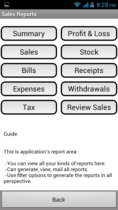 Template Invoice For Services Pdf Tycoon Smb Pro  Invoicepos  Apk Download  Android Business Apps Triplicate Receipt Book Word with How To Process An Invoice  Tycoon Smb Pro  Invoicepos  Screenshot   Create Free Invoices Online
