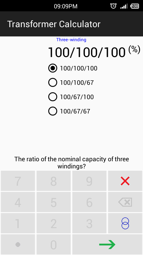Wire gauge calculator apk image collections wiring table and transformer calculator 102 apk download android tools apps transformer calculator 102 screenshot 5 keyboard keysfo image greentooth Images