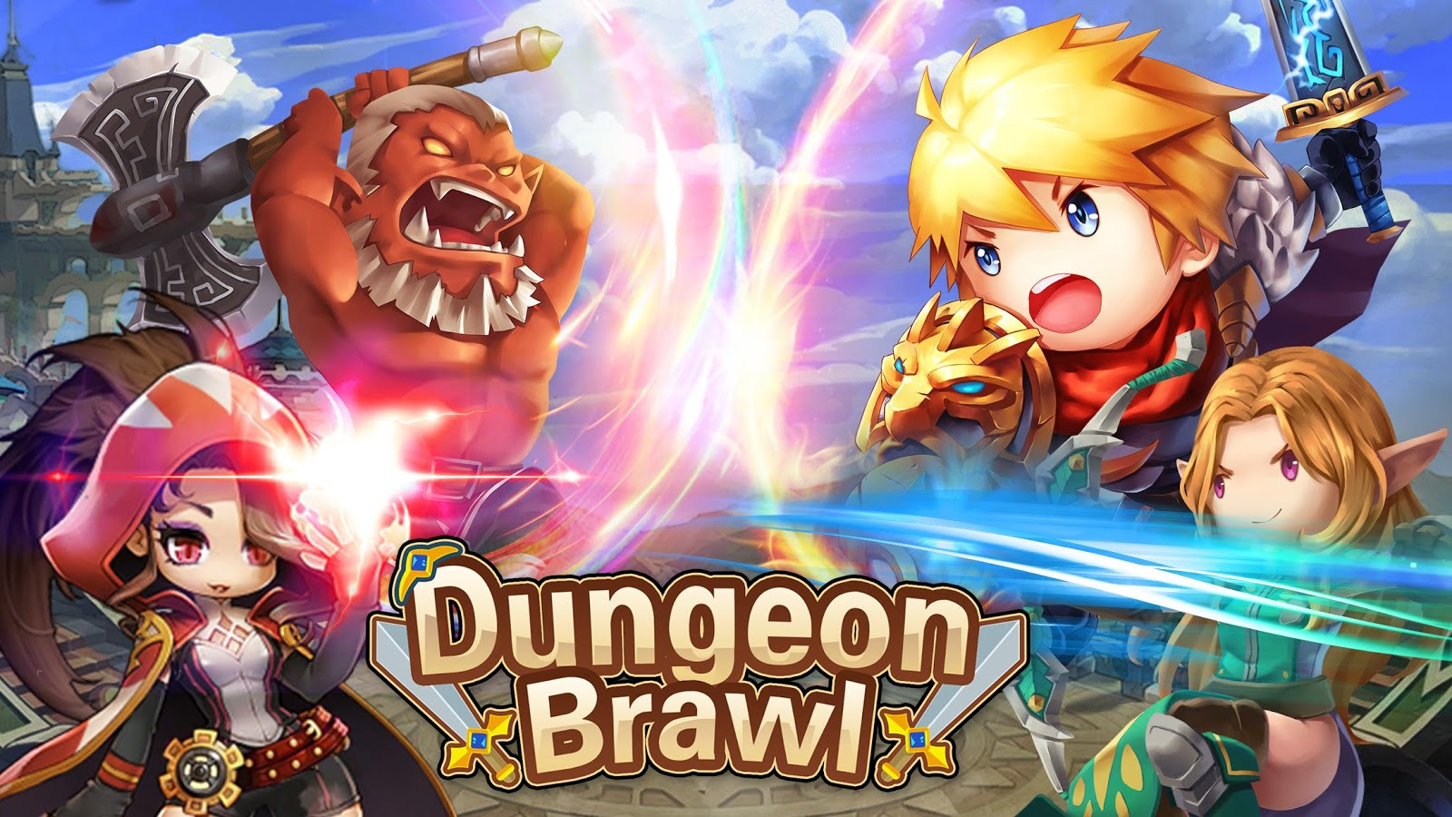 Dungeon Brawl - Star IDLE RPG 1 1 5 APK Download - Android