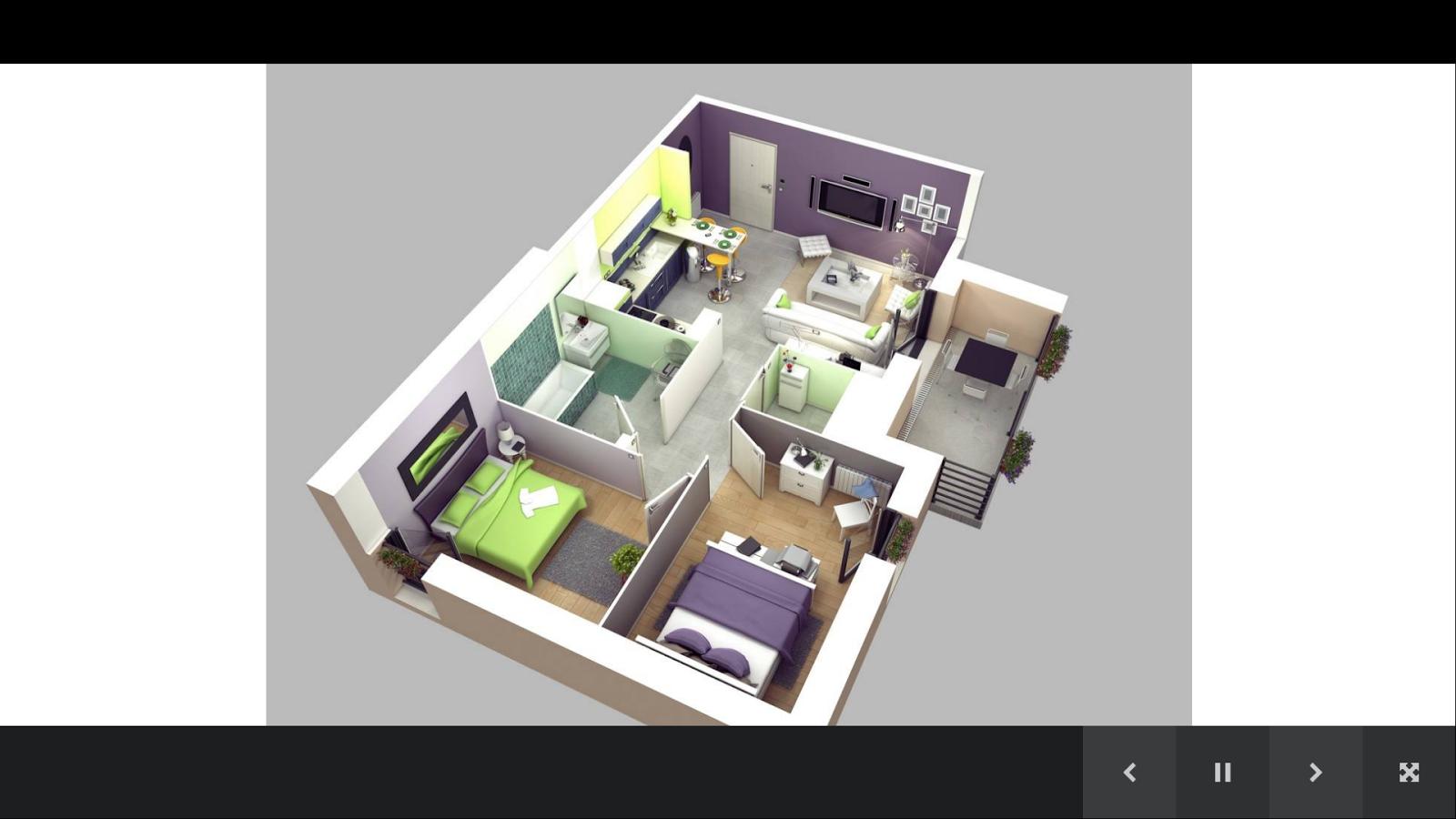 ... 3D House Plans 1.2 screenshot 14 ...