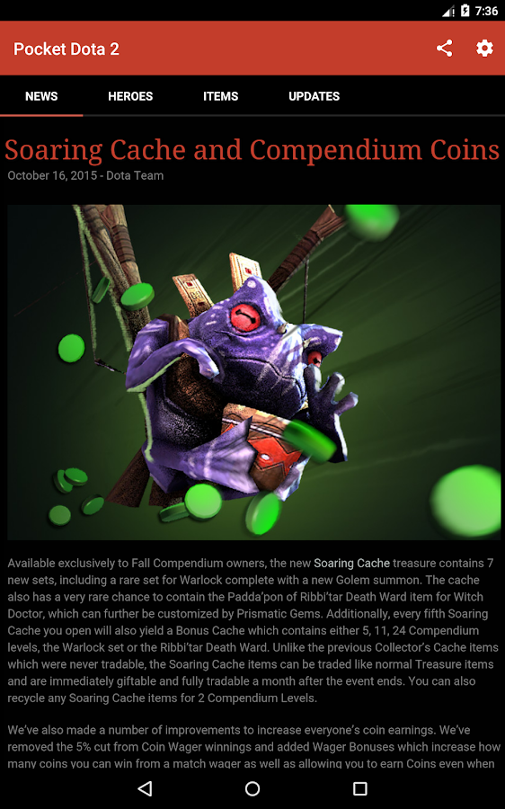 pocket dota 2 guide 1 0 1 apk download android books reference