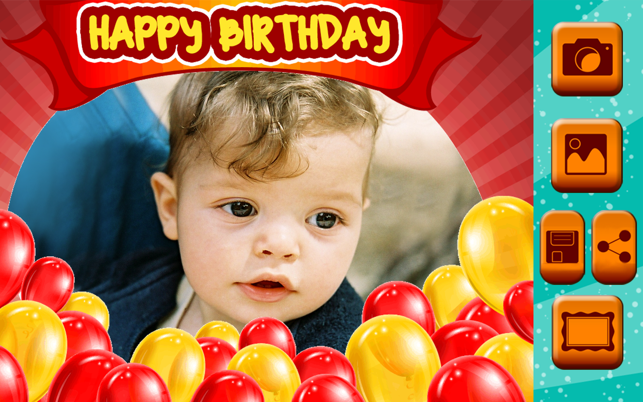 Imikimi Nederlandstalig Classy happy birthday picture frames 2.4 apk download - android
