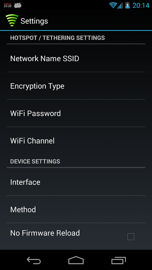 WiFi Tether Router 6.2.4 APK Download - Android ...