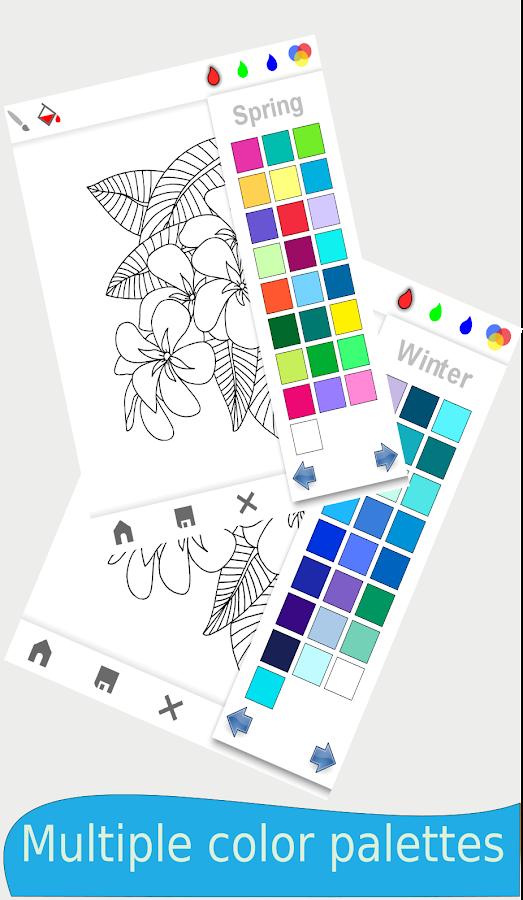Mandala Coloring Book For Adults 20160912 Screenshot 4