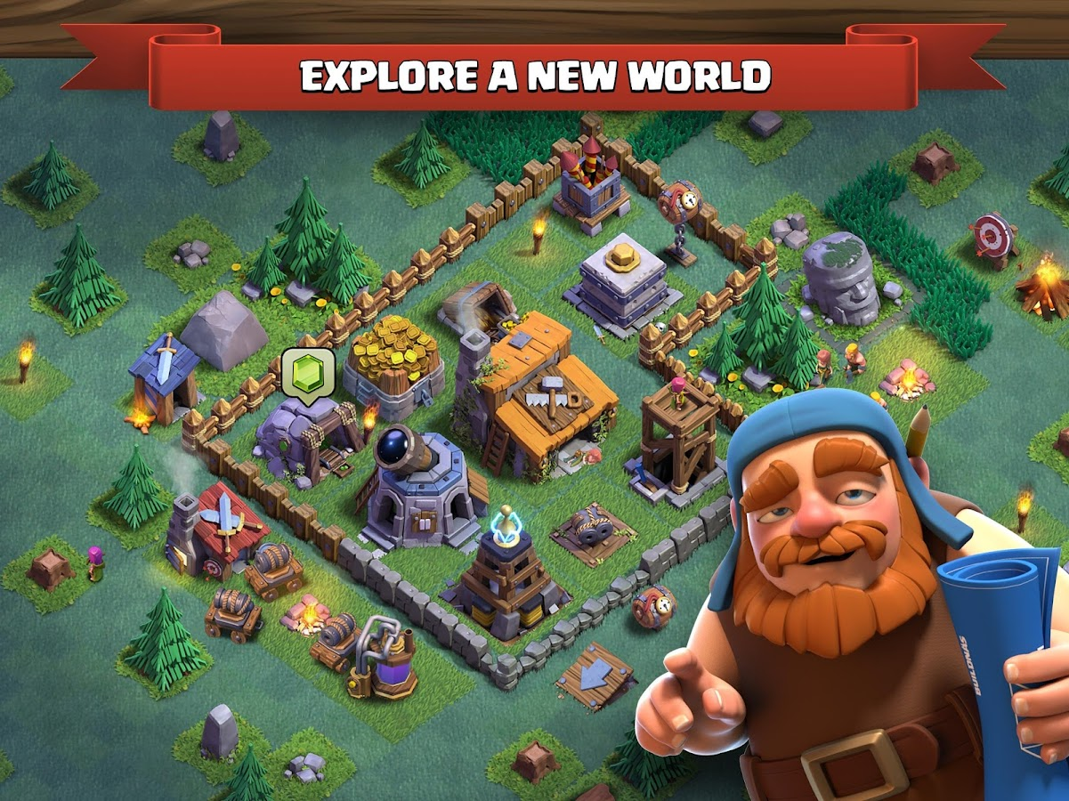 Clash Of Clans Apk For Android 2
