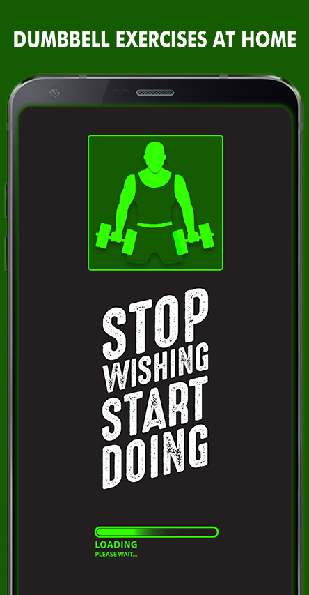 Dumbbell Exercises at Home 2 0 APK Download - Android Lifestyle Apps