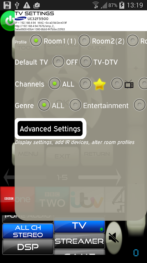 MyAV Pro Universal WiFi Remote Cow APK Download - Android ...