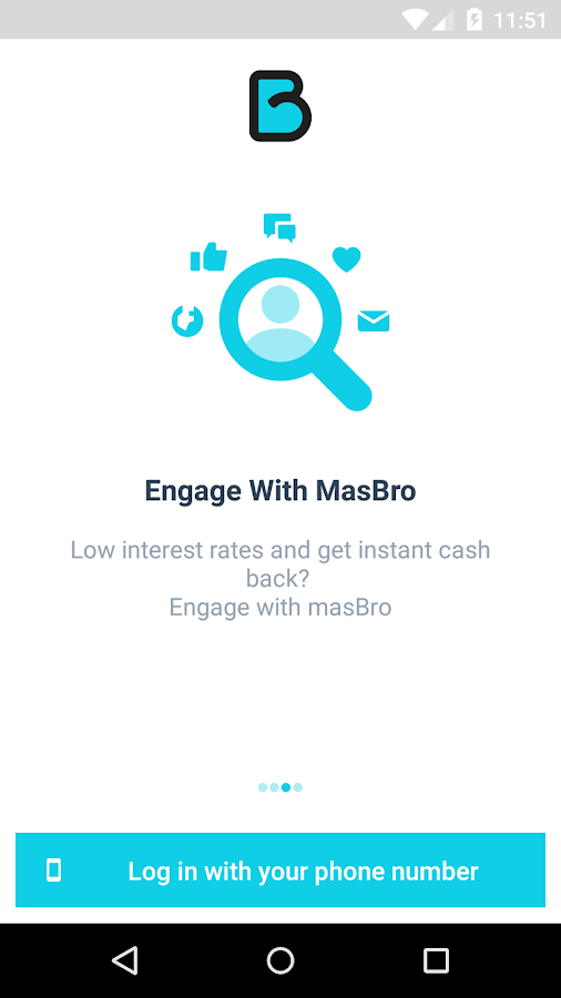 masBro 1.4.1 APK Download - Android Finance Apps