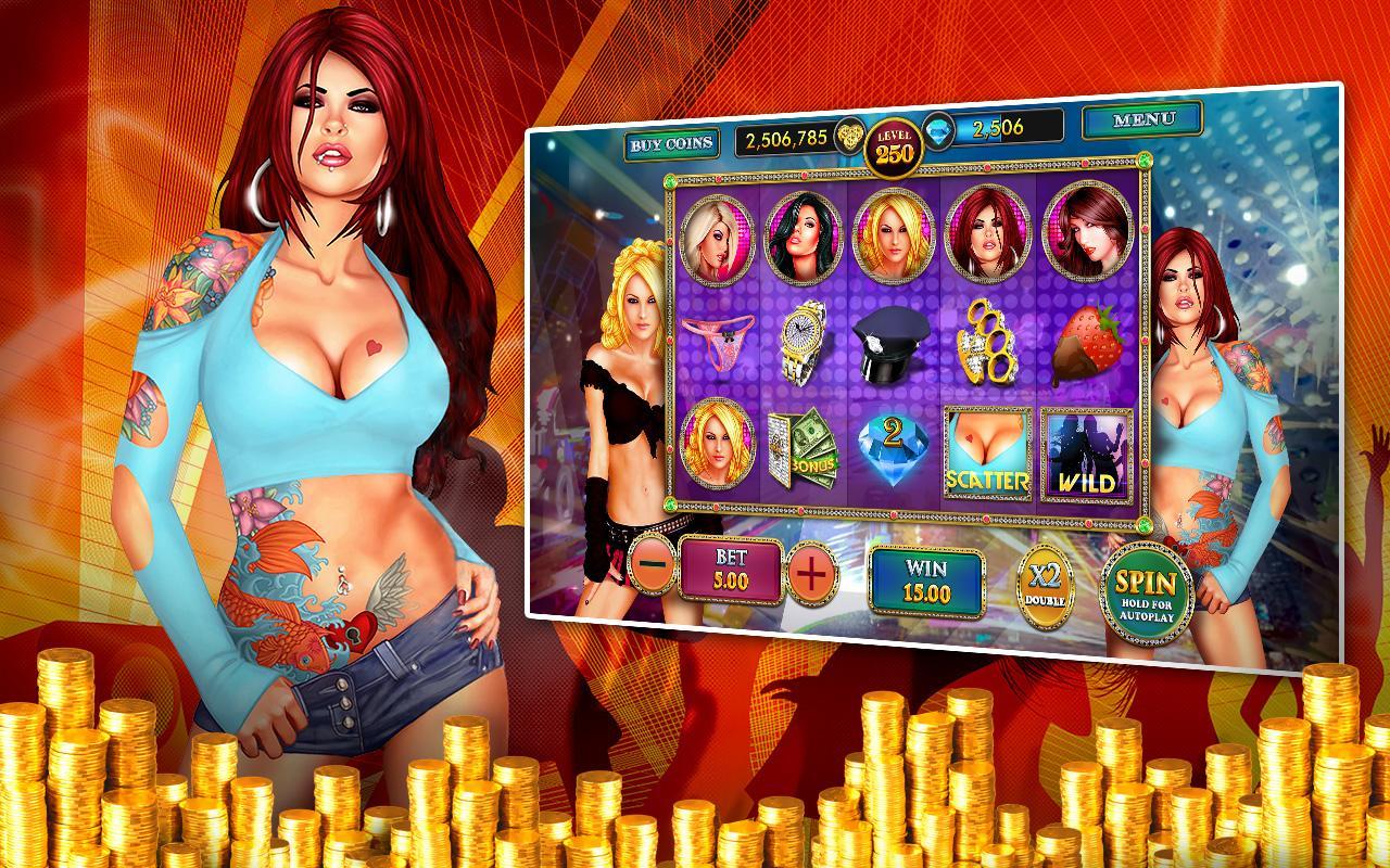Sexy Casino Games