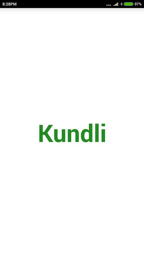 Kundli - कुंडली 3 1 4 APK Download - Android Education