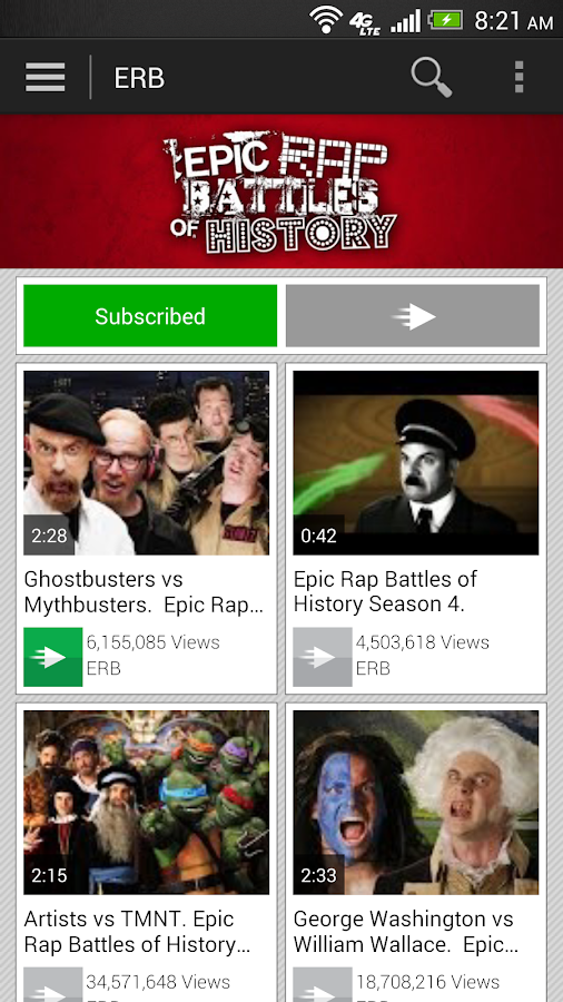 TurboTube (A YouTube Player) 1 01 09 APK Download - Android