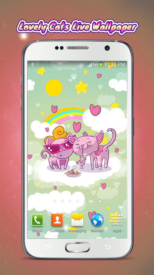 19c8f2ba7 Lovely Cats Live Wallpaper 1.0 APK Download - Android ...