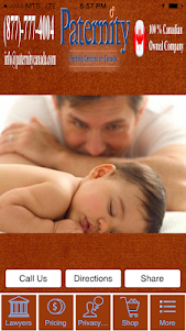 Paternity Testing CTRS Canada 4.1.2 screenshot 1
