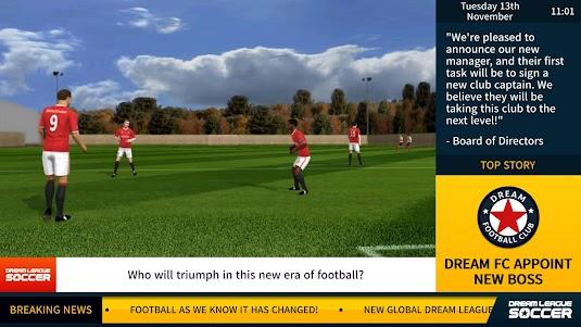 Dream League Soccer 2019 6.05 screenshot 3