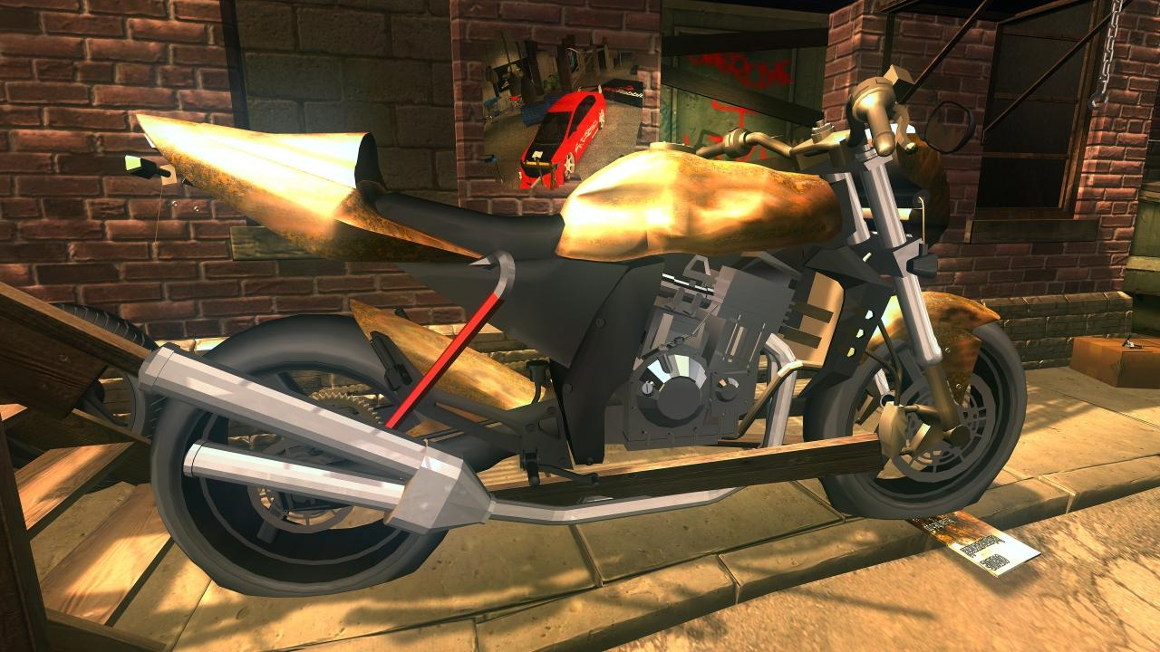 fix my motorcycle 3d mechanic apk download android