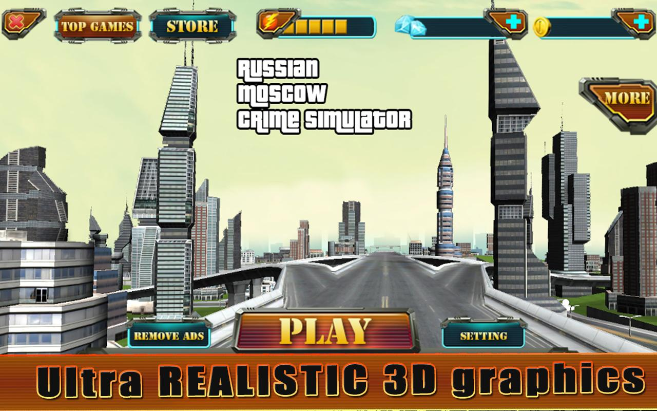 Russian Moscow crime simulator 1 0 APK Download - Android