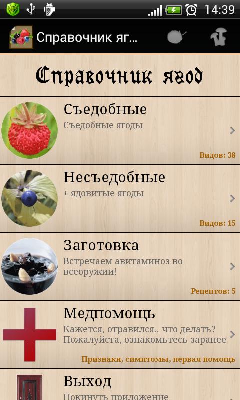 Как сделать андроид приложение справочник