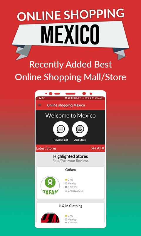89a4a5e063a Online Shopping Mexico 1.0 APK Download - Android Shopping Apps