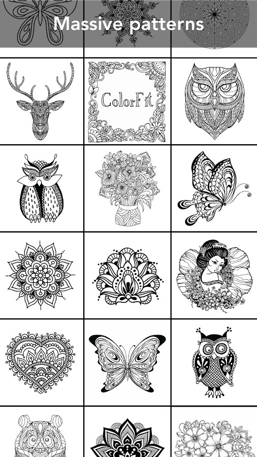 Coloring Book For Family 292 Screenshot 2