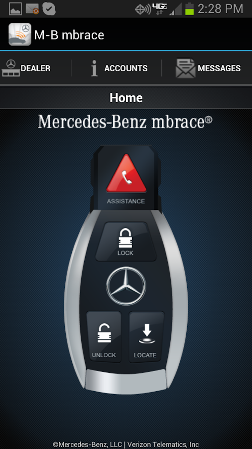 M b mbrace 7 apk download android lifestyle apps for Mbrace mercedes benz