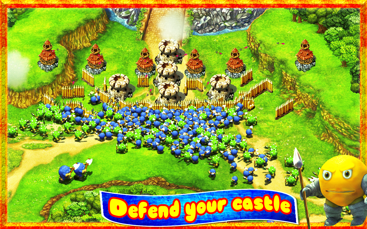 Bun Wars - Free Strategy Game - HD Android ... - YouTube