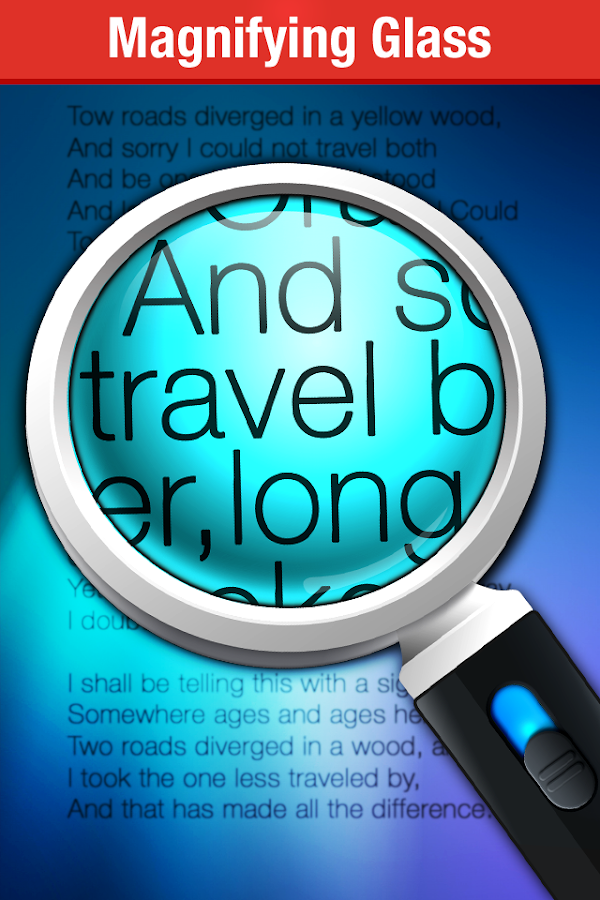 Magnifying Glass + Flashlight 1 5 7 APK Download - Android