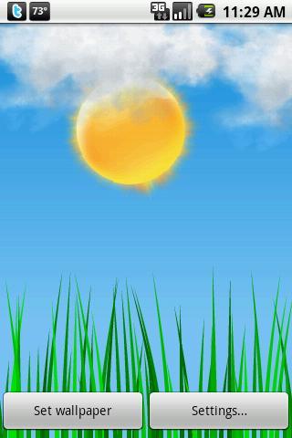 Beautiful Live Weather 107 Screenshot 1 2