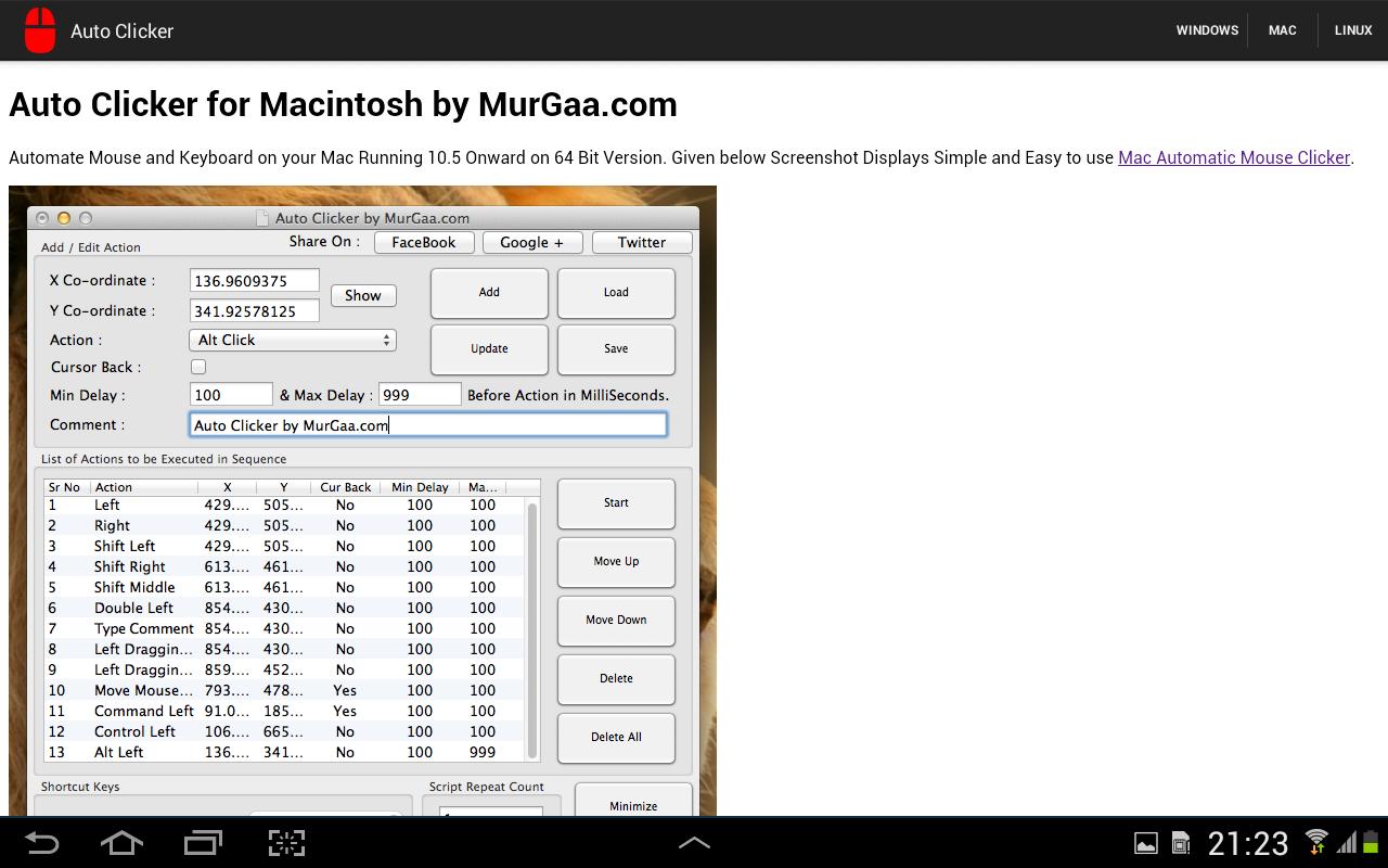 auto clicker 1 0 screenshot 5