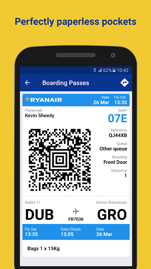 Ryanair Cheapest Fares 3 39 Apk Download Android