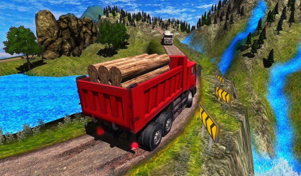 Wheels Driver 5 Game - Truck Games - GamesFreak