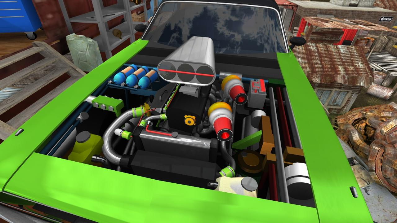 Fix My Car >> Fix My Car Classic Muscle 2 8 Apk Download Android Simulation Games