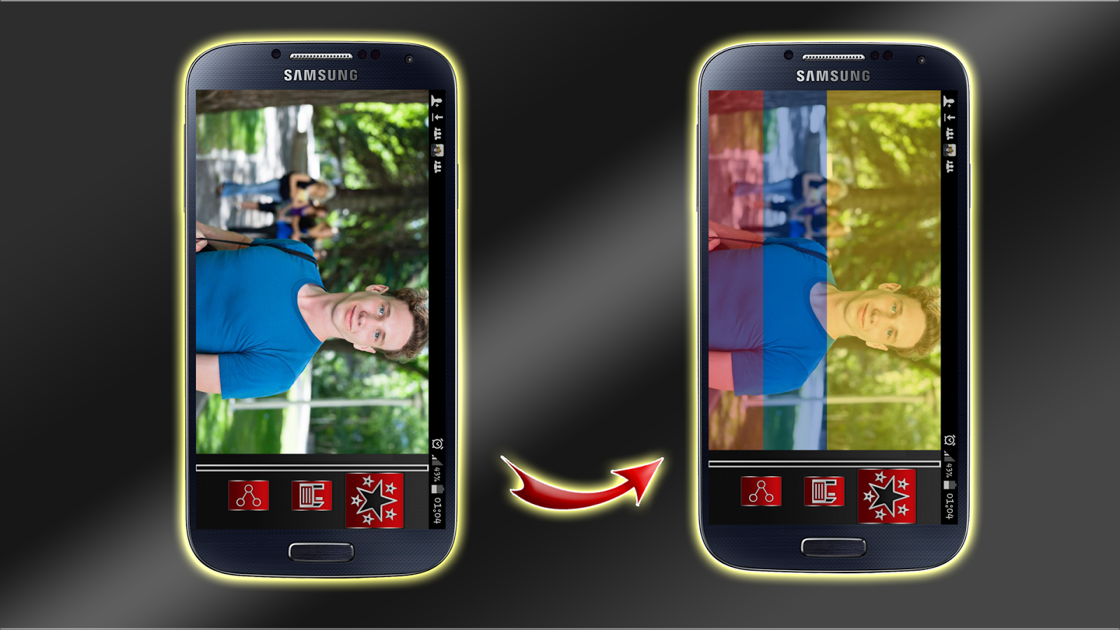 ec843eaf3 Colombia Flag Profile Picture 5.7.3 APK Download - Android ...