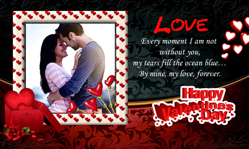 valentine day photo frame 11 screenshot 4 - Valentines Picture Frames