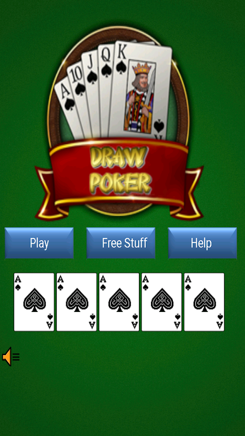 Poker 5 card draw free download