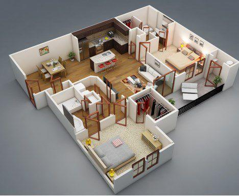 3D House Plans Design 1.0 Apk Download - Android Cats.House_Home Games