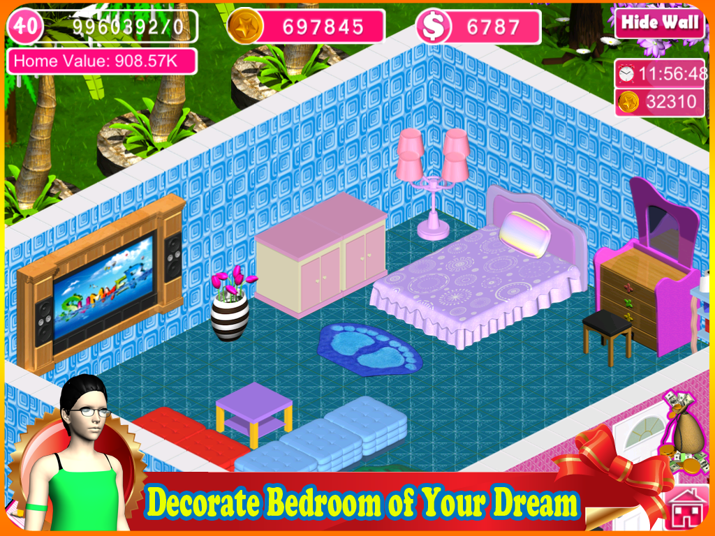 Home design dream house 1 5 apk download android role for Design your dream house