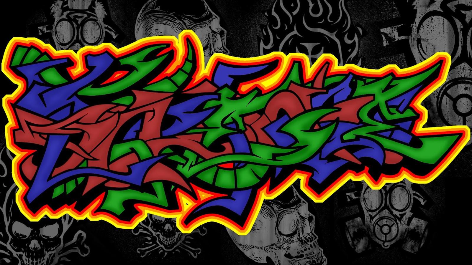 Graffiti creator online android -  Graffiti Live Wallpaper Art 1 02 Screenshot 3