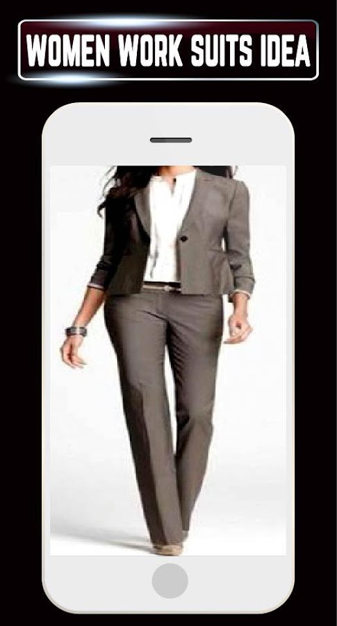 48dae7f6f7ca ... Work Outfits Business Women Suit Dresses Designs 4 screenshot 5 ...