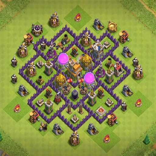 Town Hall  Trophy Base Layouts   Screens