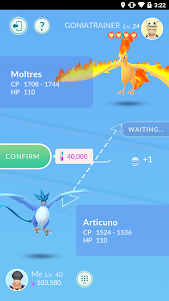 Pokémon GO 0.129.2 screenshot 2