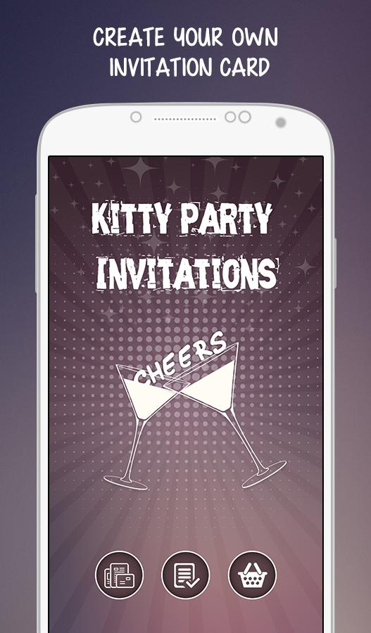 Kitty Party Invitations 105 APK Download Android Photography Apps – Party Invitation App
